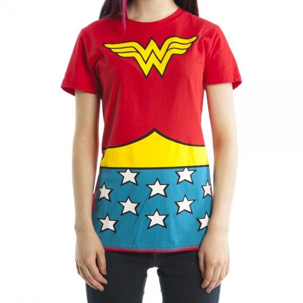 Wonder woman tshirt adult women costume